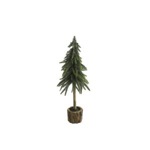 Kerstboom op stam M