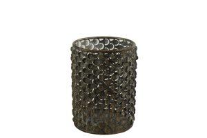 Sfeerlicht brons 13cm