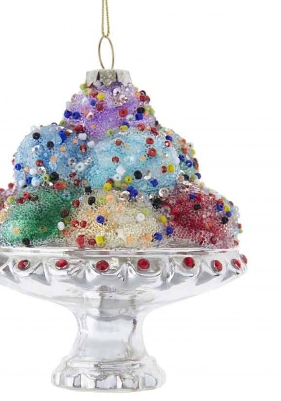 Ornament Ice cream