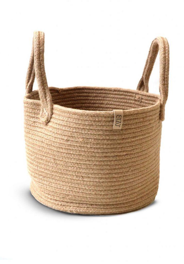 storage basket natural